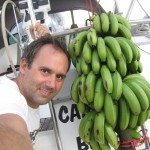 Obstzeit Teil 2: Bananen in der hier üblichen Menge